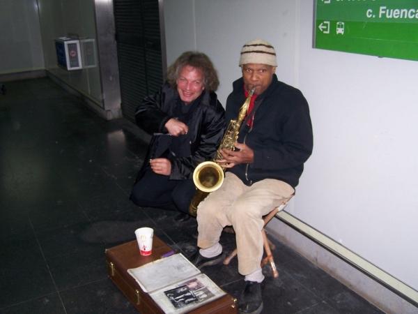 Malik y Joachim Khun
